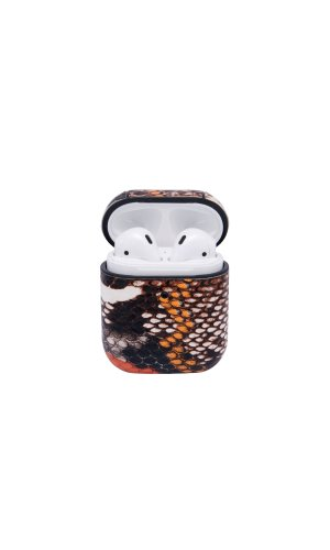 [Airpods]Wild Snake Print