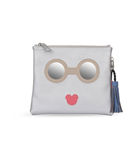 [CLUTCH]the cool girl cosmetic bag