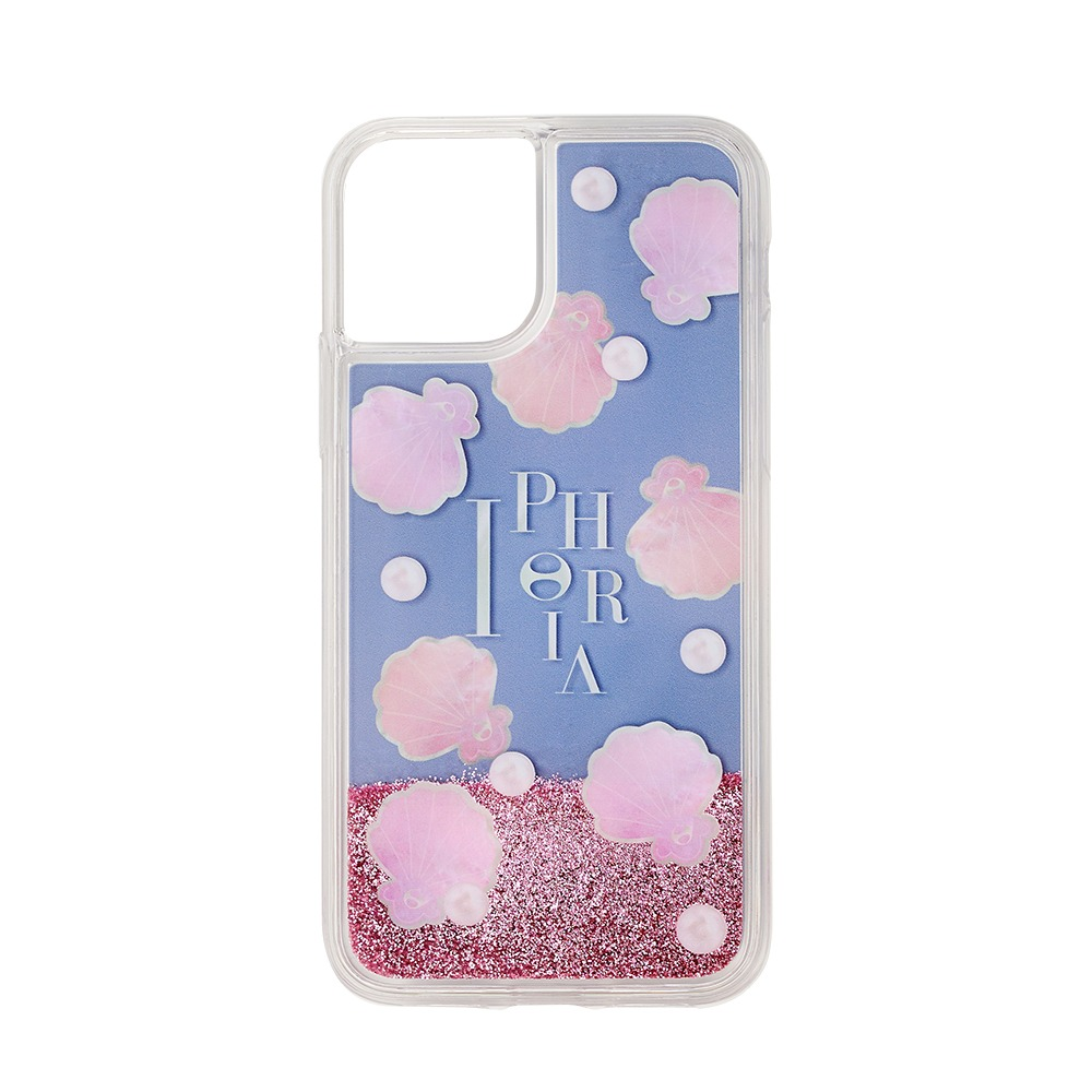 PEARLY SEASHELL iPhone 11 PRO LIQUID CASE