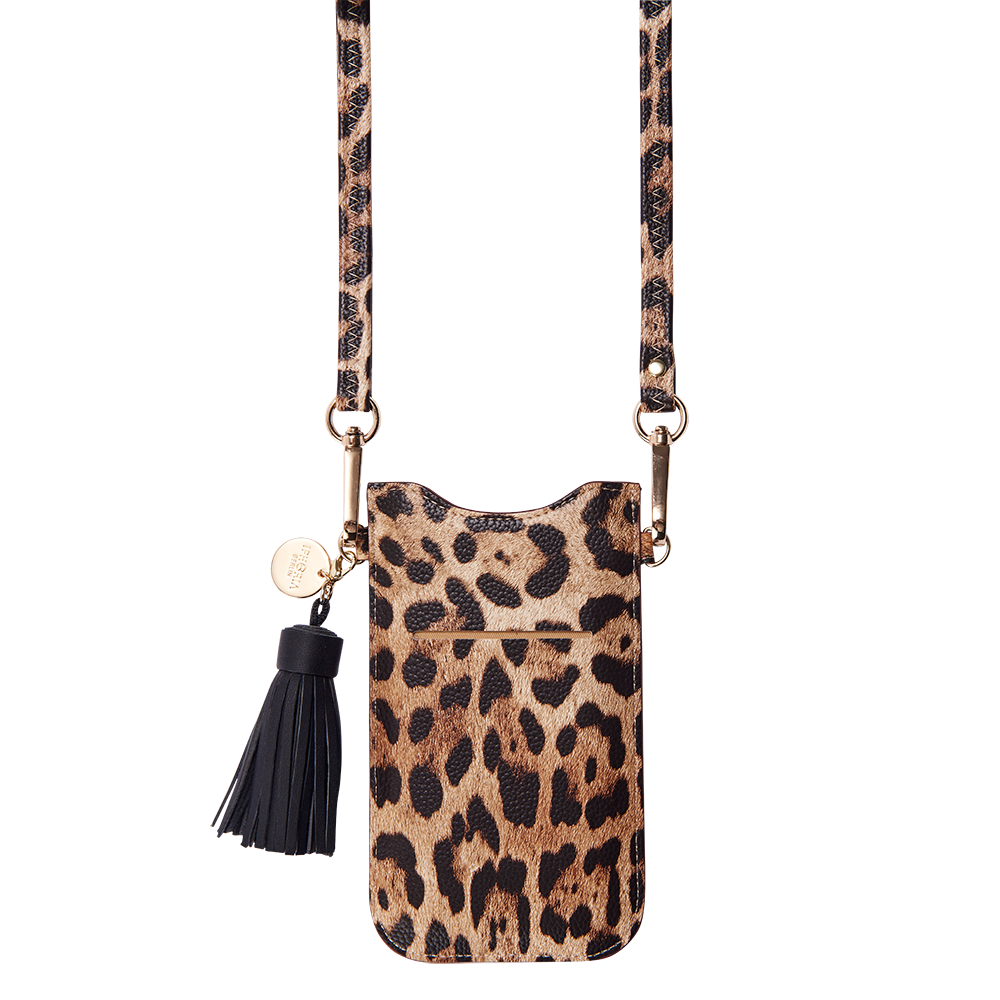 NECKLACE SLEEVE CASE - LEO