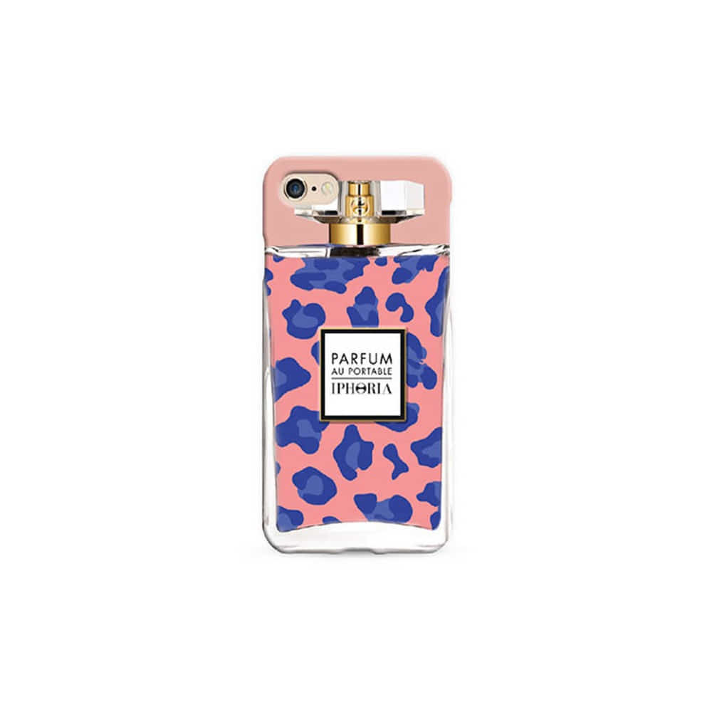 Perfume Case Blue Leo Flacon iPhone 7/8/SE2 CASE