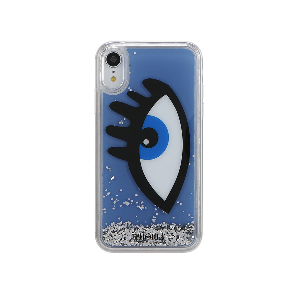 BLUE EYE iPhone XR CASE