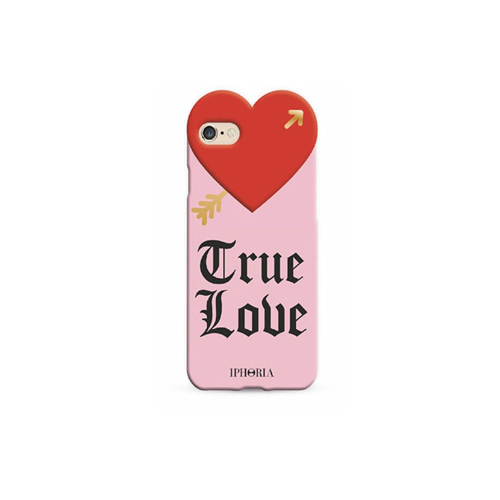 HEART TRUE LOVE PINK iPhone 7/8/SE2 CASE