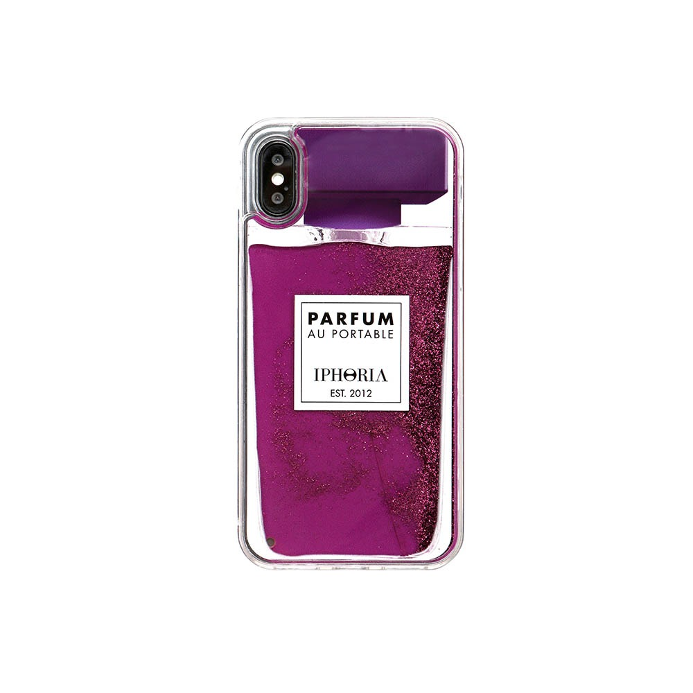 PERFUME PURPLE iPhone XR CASE