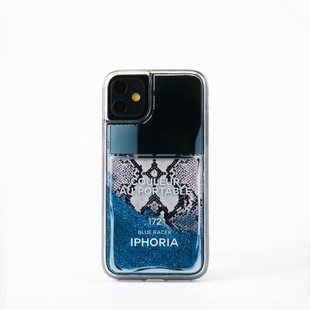 SNAKE BLUE iPhone 11 PRO MAX CASE