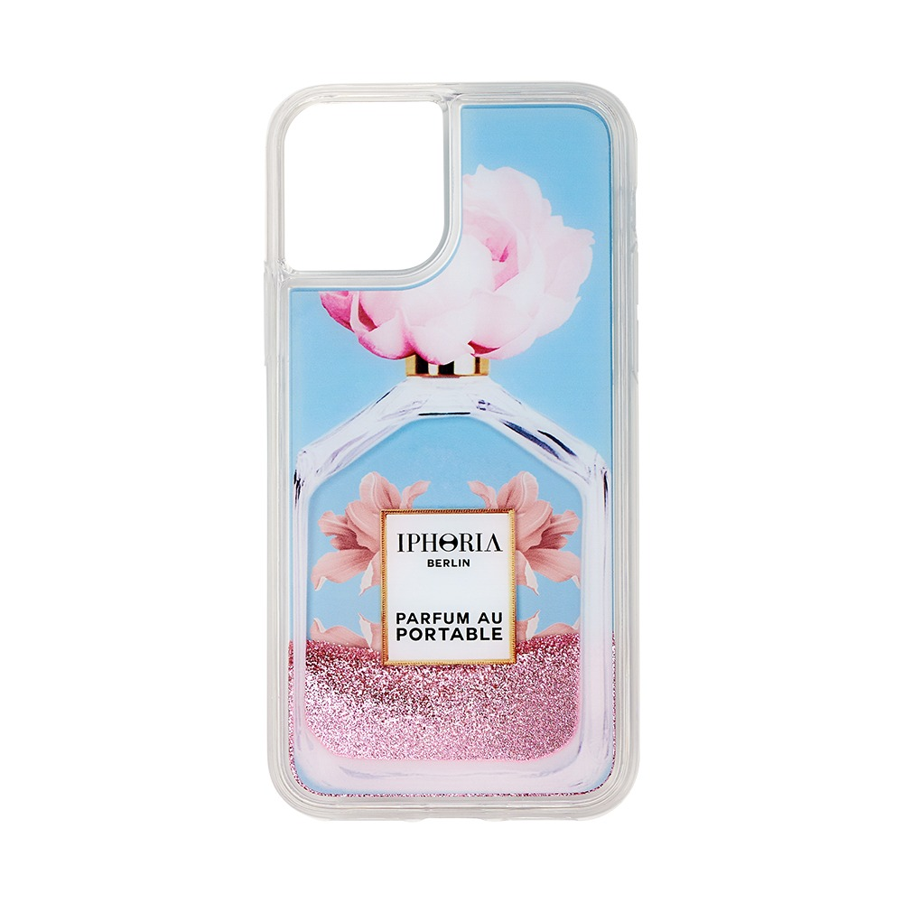 PERFUME OBILQUE FLOWER LIGHT BLUE LIQUID 11 PRO CASE