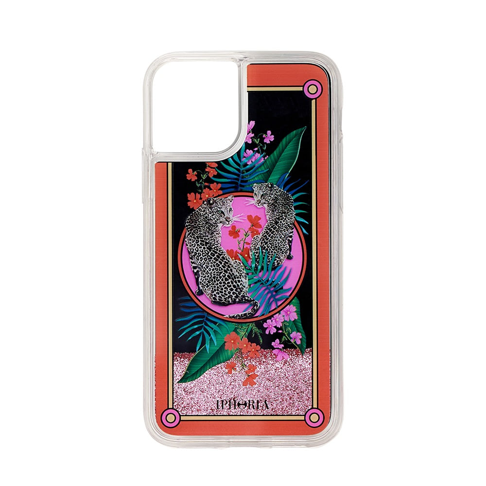 TROPIC LEOPARDS LIQUID iPhone 11 PRO CASE