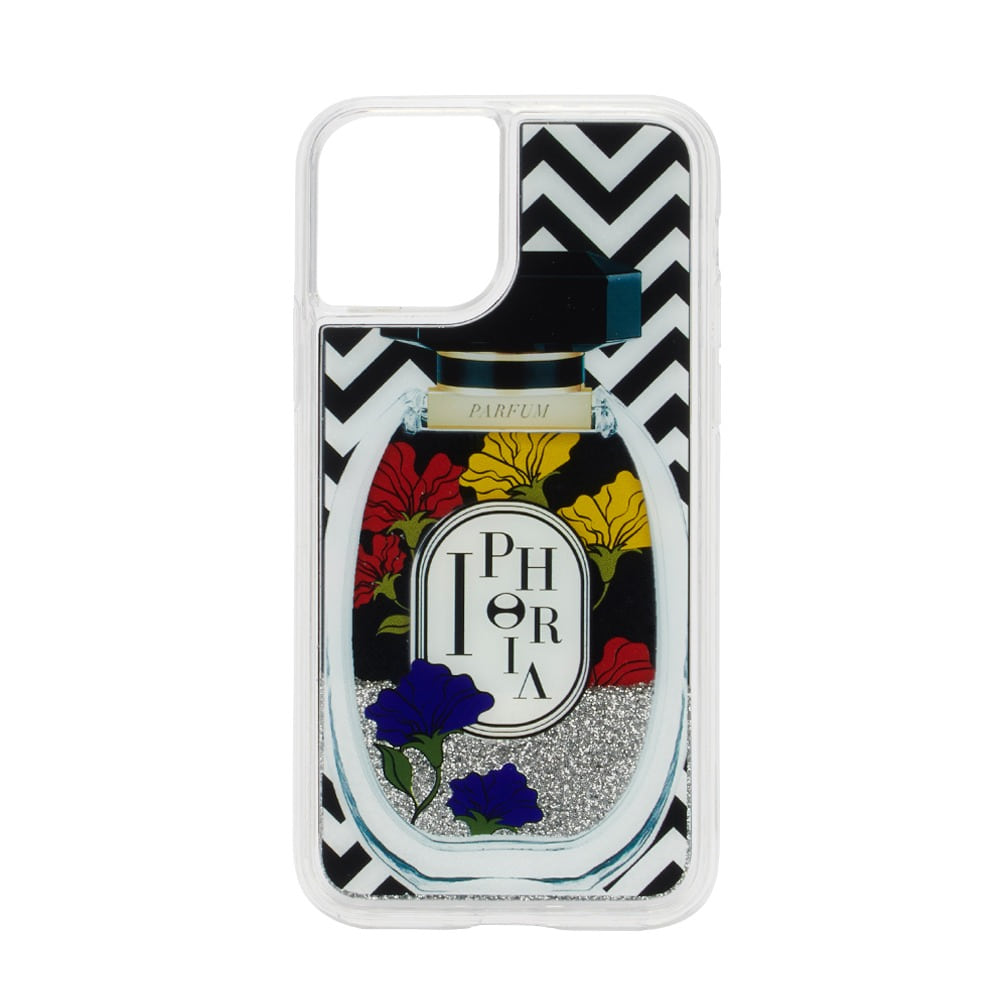 PERFUME BLACK WHITE COLORFUL iPhone 11 PRO CASE