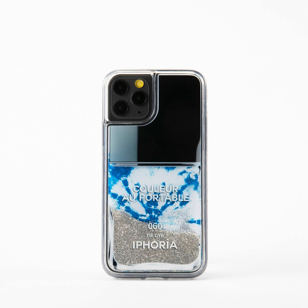TIE DYE NAILPOLISH iPhone 11 PRO CASE