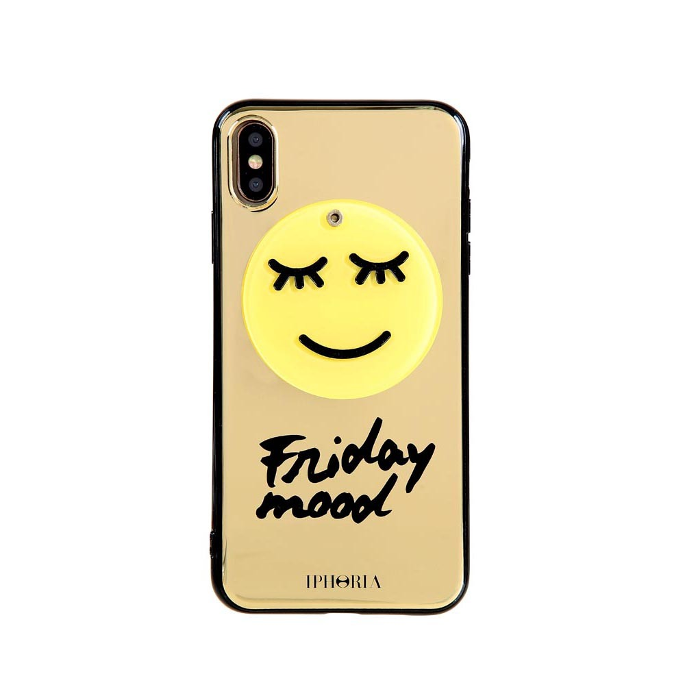 FRIDAY MOOD iPhone X/XS CASE