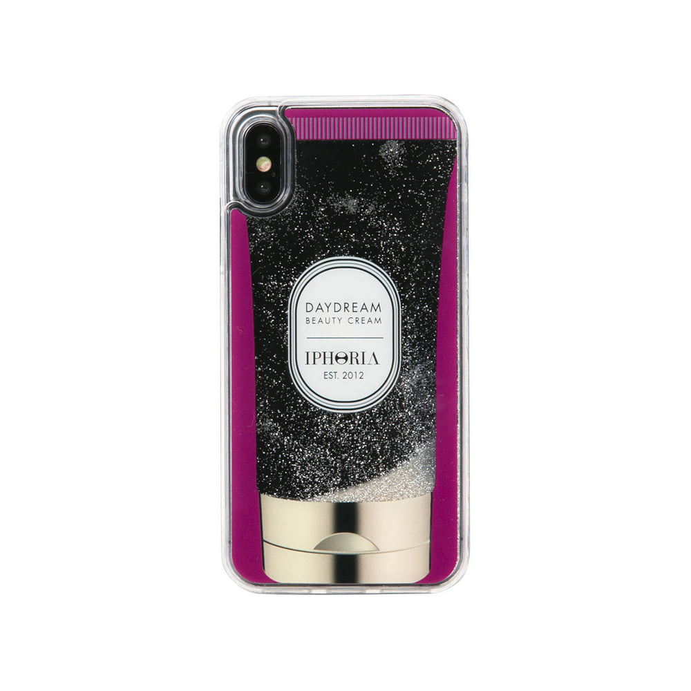 HANDCREAM PURPLE STAR iPhone X/XS CASE