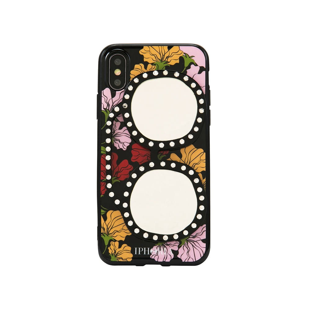FLORAL LOVE WITH GLASSES X/XS CASE