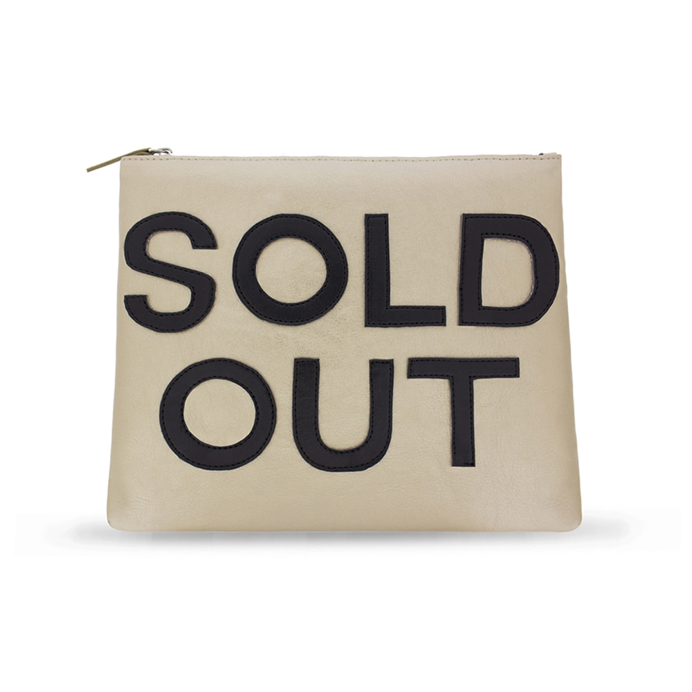 GOLD CLUTCH SOLD-OUT