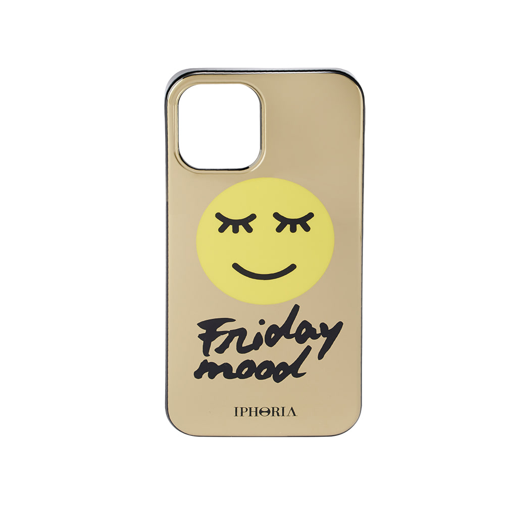 FRIDAY MOOD iPhone 12 PRO/12 CASE