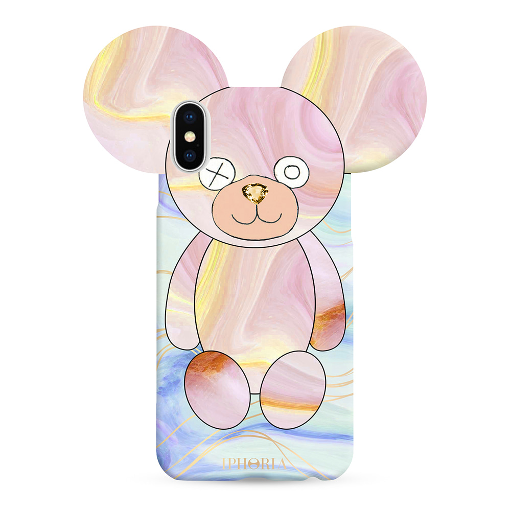 TEDDY PASTELL iPhone X/XS CASE