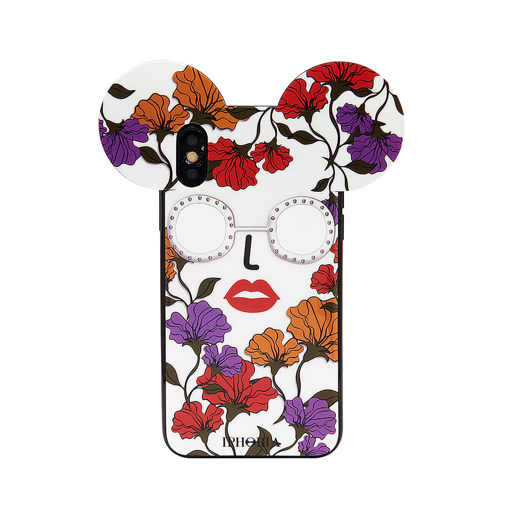 TEDDY FLORAL iPhone X/XS CASE
